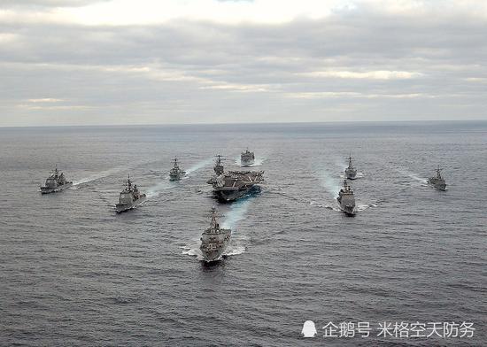 俄海军数量质量均处负增长状态 现有舰队都难以运行