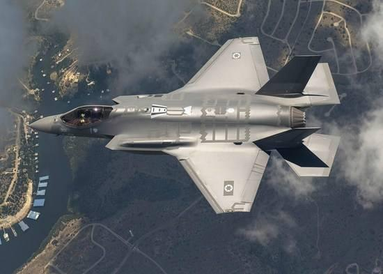 ▲F35将加大以色列空军优势