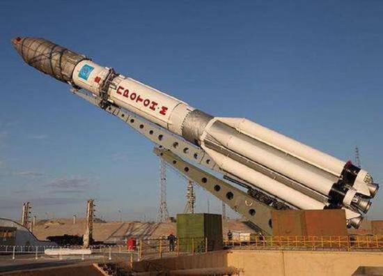 彪悍的俄国火箭