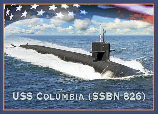 美国战略司令部发言人叫嚣:美国潜艇能