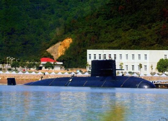 中国AIP潜艇静音程度惊人 外国专家6年前开始分析关注