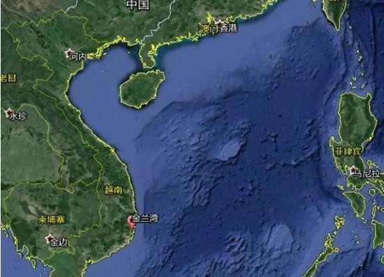 美航母访越为何不能靠码头 原来越南还有这些盘算