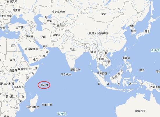 媒体:中国虽然军力很强 但在这方面还真得效仿印度|印度|中国|海外基地