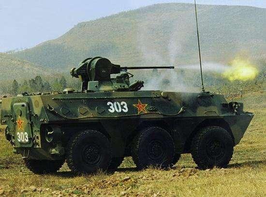回复:为什么轮式战车越来越多?军用轮胎技术发展的太快