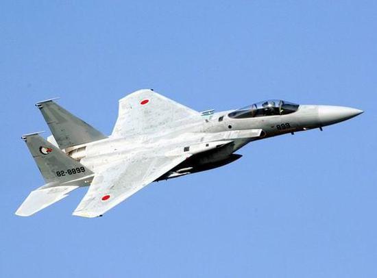 日本彻底丧失对华空中优势?歼11碾压F15歼20更厉害