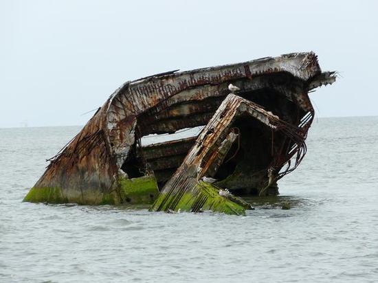 用混凝土造军舰究竟会不会沉?美国一百年前就这样干
