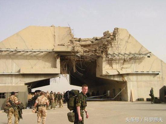 你有矛我有盾:中国加固机堡怕不怕美军钻地炸弹?