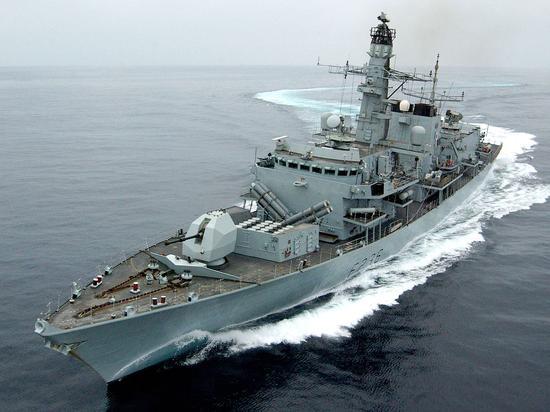 英国皇家海军的23级护卫舰