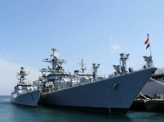 中国已获印度洋3个重要港口 潜艇1年16次现身印度洋