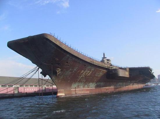 中国航母为何不再叫做载机巡洋舰?凸显一种巨大变化