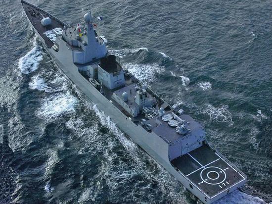 日本神盾舰曾令国人无比羡慕 如今已远不及中国大驱