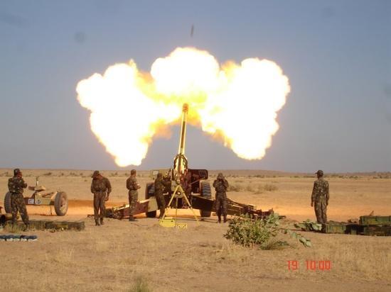 印度陆军:军费增幅赶不上通货膨胀 无法应对中巴威胁