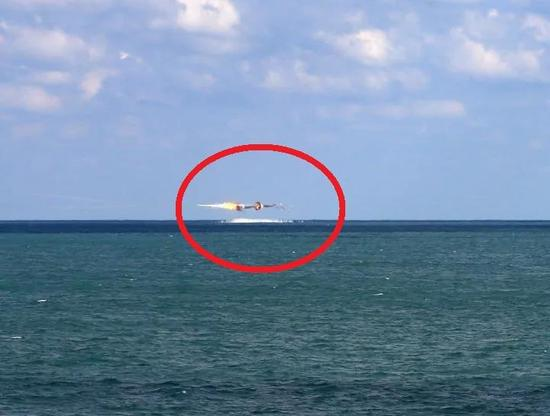 中国40艘战舰东海练反导:高速导弹从10米以下逼近