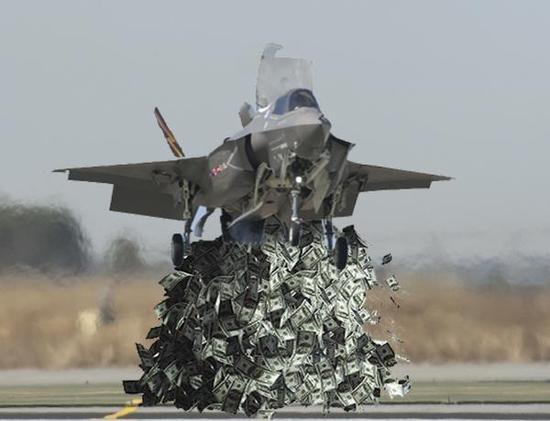 美高官:正制定对中俄作战计划 但没钱同时对付两国