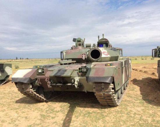 中国99主战坦克能横扫欧亚大陆?升级版作战能力更强