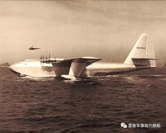 中国ag600并非最大水上飞机 美国一机型重量是其4倍