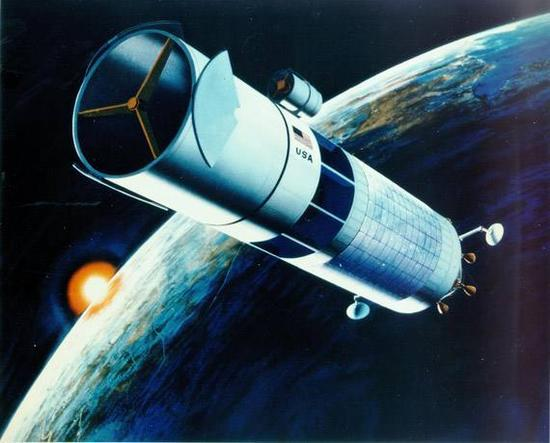 美正积极备战太空战 一关键问题不解决或致满盘皆输