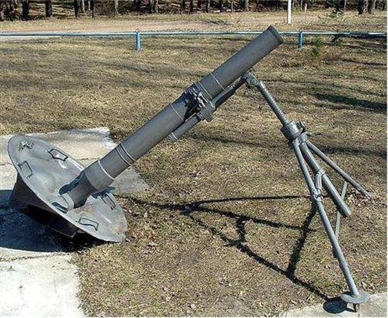 120迫击炮