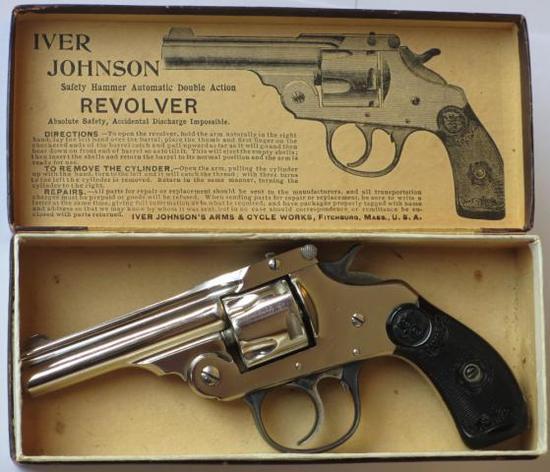 这支转轮手枪差点打中罗斯福 险些改变二战历史