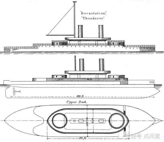 这艘划时代的顶级军舰 一生为何却霉运连连没有战功