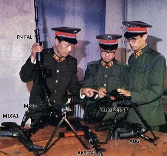 中国兵工厂曾靠生产冰箱糊口 后造世界名枪畅销全球
