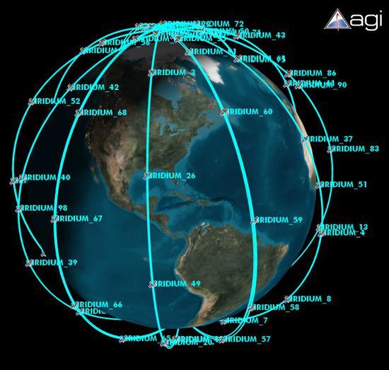 中国要同时开建两个全球卫星系统 卫星总数超456颗