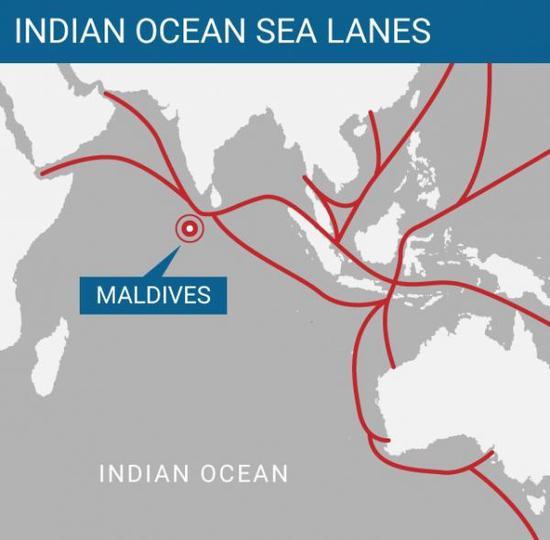 澳大利亚反对中国军舰进入印度洋 却反遭印媒批评