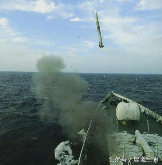 海红旗9填补了国产远程舰载防空导弹系统的空白