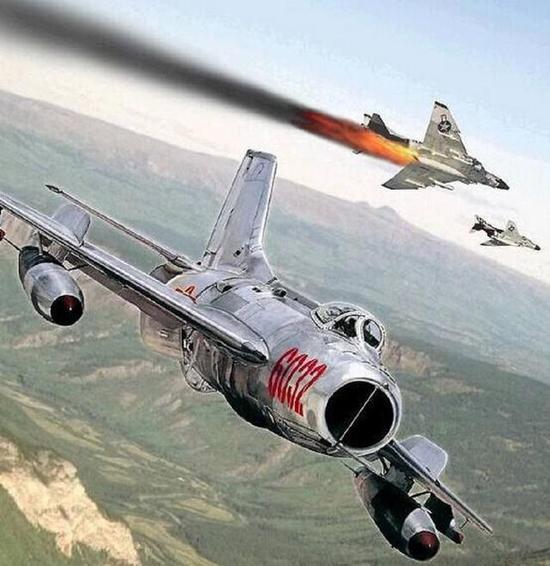 我空军送新春大礼:比歼20更令人激动 60年困境消散
