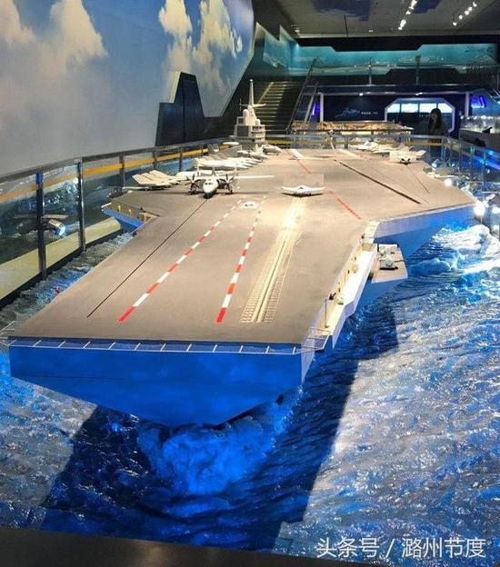 中国航母研发极为艰辛 今将造世界最强常规动力航母