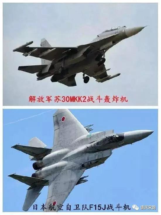中国空军超越日本空自成亚洲第一 台湾却还要买F