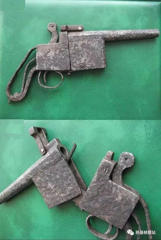绝非山寨的杰作:中国首支自研冲锋枪怪的有名堂(图)
