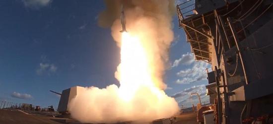 美海军找到多用途导弹 可增强美舰现有发射单元威力
