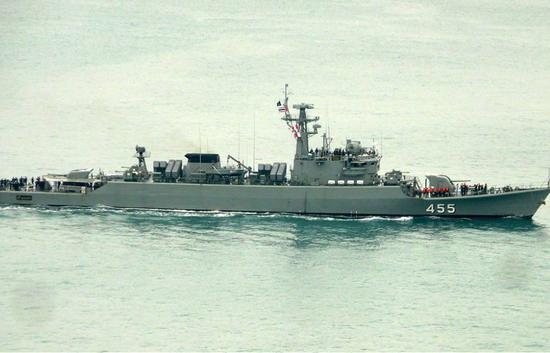 泰国拟升级2艘中国产护卫舰 换装新火炮变身巡逻舰