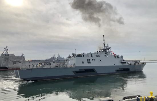 美海军制定2045计划 美媒:先想4年后怎么对付中国吧