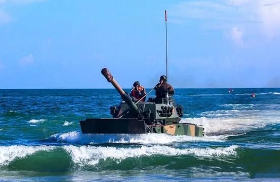 美媒关注解放军维护台海主权王牌部队:已扩编4倍