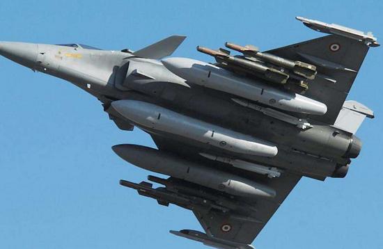 印媒:阵风战机对抗中国空军毫无用处 性能不如歼16