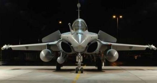 """印媒:印度阵风战机遭到""""攻击"""" 但不是来自中巴"""