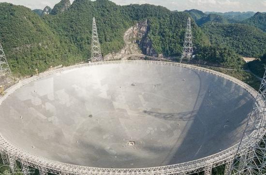 中国天眼系统将建扩展阵 迈出探索地外生命步伐