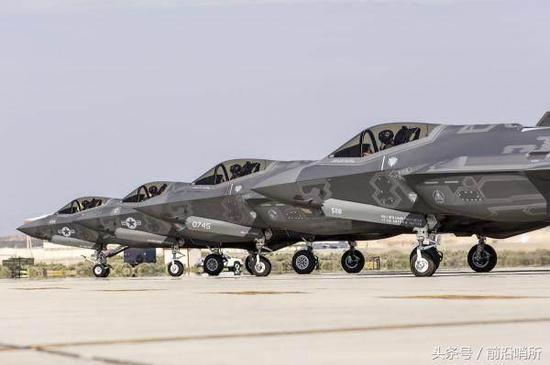 美军最强五代机领先中俄 面临降价美军却扔拒绝接收