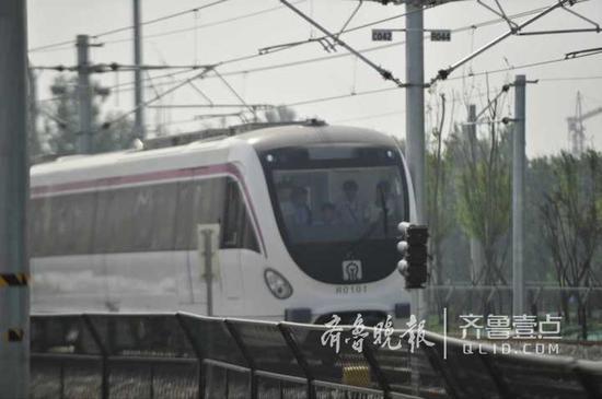 中国地铁列车在印度赢得信赖 安全运营600万公里