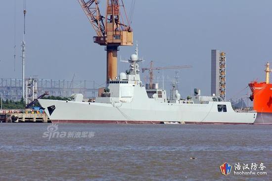 中国南海舰队比武考核 052D舰连夺3冠却暴露11个问题开心魔法国语 迅雷