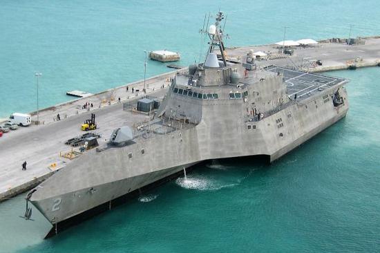 美国新巡洋舰将回归保守路线 对于中国是战略窗口期