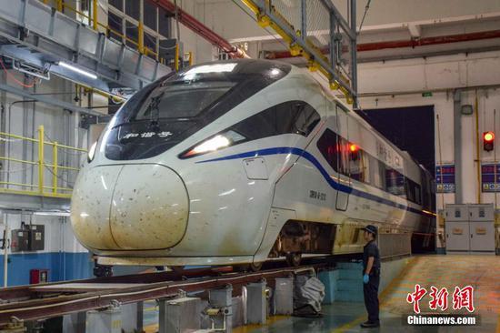 俄媒:中国提议兴建符拉迪沃斯托克至绥芬河高铁穿越霸王花2