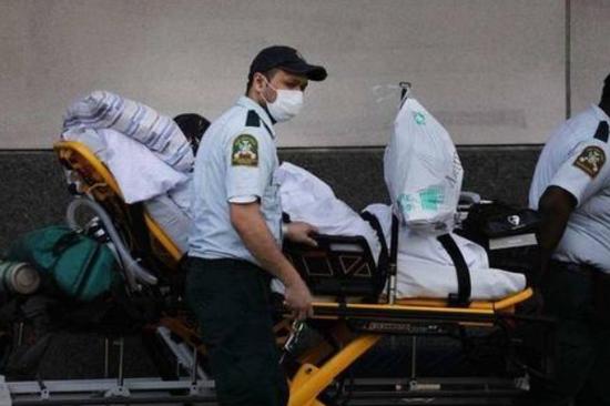 美媒:新冠疫情暴发期间 美国数十名卫生官员离职