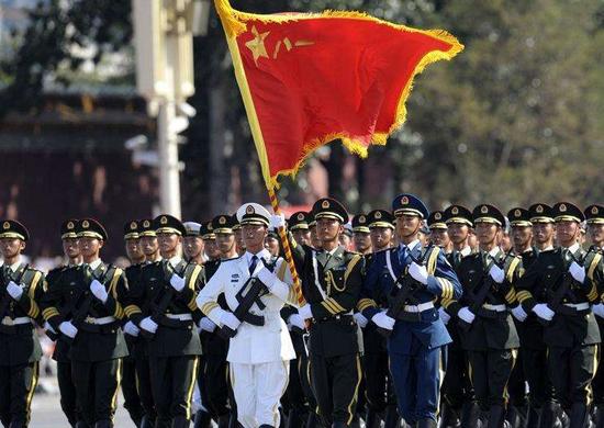 中国军方回应阅兵准备情况:受阅部队正集中训练
