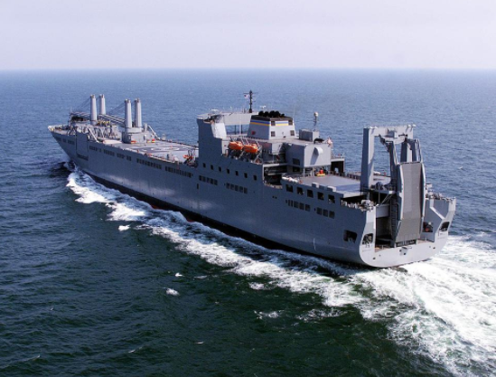 美媒:美国海运能力有致命弱点 军费再多也打不赢中俄