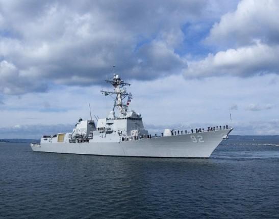 美媒:美国海军正面对紧迫挑战 应加快建造伯克III