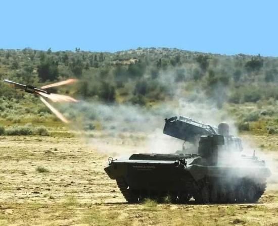 印度要用新反坦克导弹震慑邻国?性能落后红箭10一代