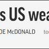 美联社:美国成为世界经济恢复中的薄弱一环
